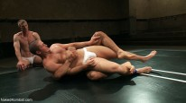 Jockstraps Ripping Tag Team from Naked Kombat