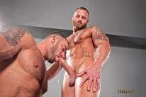 Spencer Reed And Derek Parker from Hairy Boyz