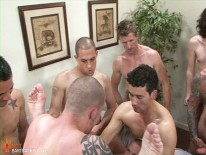 Dylans Bareback Orgy Part 3 from Hot Barebacking