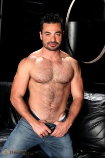 Ivan Andros from Hairy Boyz