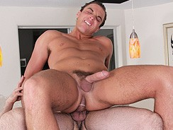Turning Cooking Into Gay Fuck from Banged By Daddy
