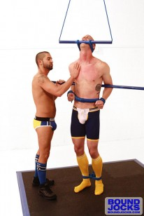 Dominic Pacifico Tops Blake D from Bound Jocks