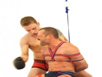 Sebastian Keys And Will Swagg from Bound Jocks