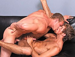 Johnny Forza And Blake Bennet from Broke Straight Boys