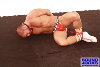 Dominic Pacifico from Bound Jocks