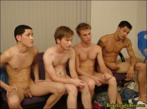 Taz And Jonas Orgy 2 from Broke Straight Boys