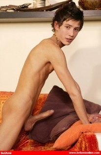 David Coogan Pinup from Bel Ami Online