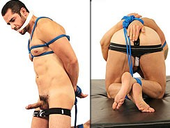 Dean Monroe from Bound Jocks