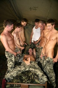A Stupendous Spunk Frenzy from Staxus