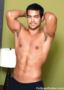 Jaime Cortez from College Dudes