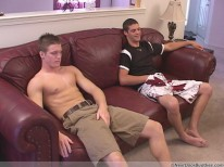 4 Guy Circle Jerk from Next Door Buddies