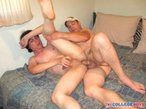 Corey Fucks Cedric from Tx College Boys