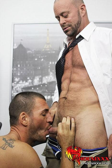 gay boss