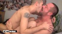 Boy Mauri And Daddy Jake T from All Real Bareback