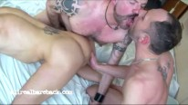 Hotel Orgy Group Session 2 from All Real Bareback