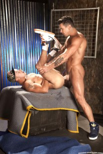 In Yer Face Scene 2 from Raging Stallion