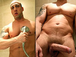 Hung Hot Daddy from Bentleyrace