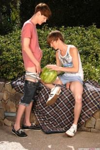 Melon Balls from Next Door World