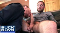 Two Cock Facial from Suck Off Guys
