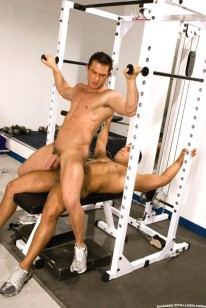 Humping Iron from Raging Stallion