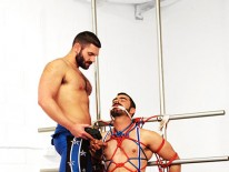 Dolan Wolf And Bob Hager from Bound Jocks