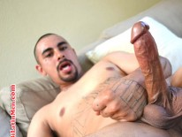 Tear Drop from Bi Latin Men