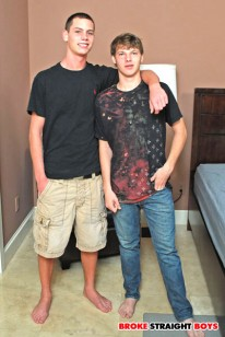 Carter Blane And Kodi from Broke Straight Boys