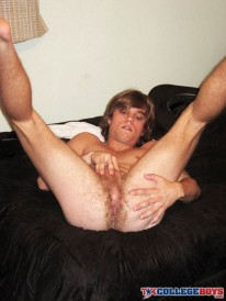 Travis from Tx College Boys