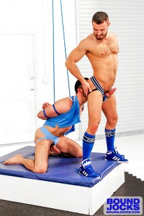 Dolan Wolf Jessy Ares from Bound Jocks