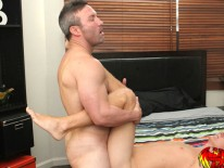 Riding A Straight Muscle Man from Im Your Boy Toy