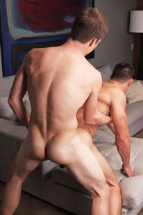 Miles An Alexander Bareback from Sean Cody
