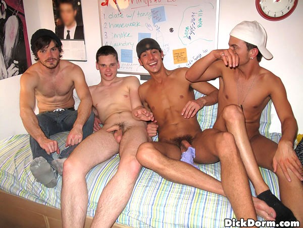 Gay Group Sex Fucking In Dorm Room