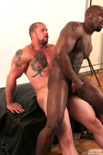Matt Rush And Deryk Reynolds from Next Door Ebony