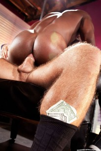 Race Cooper And Josh West from Raging Stallion