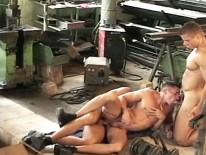 Machine Men from Raging Stallion