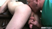 Blowing Parker from Spunk Worthy