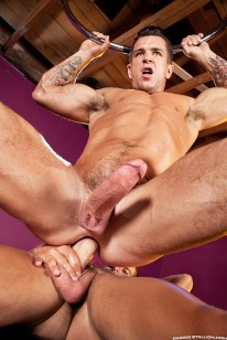 Max Marshall And Trenton Duca from Raging Stallion