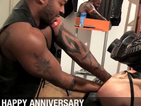 Happy Anniversary from Stud Fist