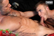 Christmas With Christian from Naked Sword