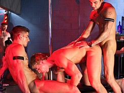 Gay Porn - The Dungeon Club from Next Door World