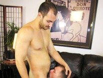 Servicing Srdjan from New York Straight Men