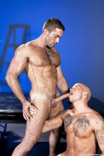 Jake Genesis And Caleb Colton from Raging Stallion