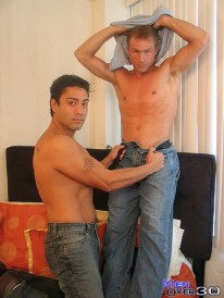 Troy And Alexander from Men Over 30