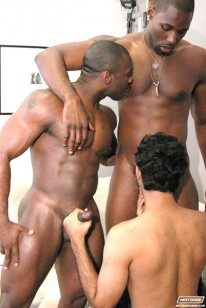 Marc Williams Nubius And Aj from Next Door Ebony