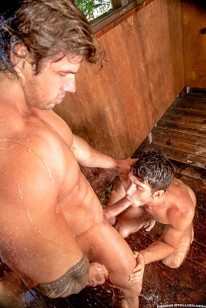 Jimmy Fanz And Zeb Atlas from Raging Stallion