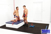 Ring Toss Scene 01 from Bound Jocks