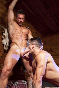 Trenton Ducati And Tomas Bran from Raging Stallion