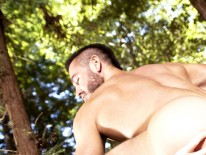 The Woods Part 2 from Raging Stallion