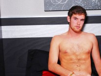 Tyler Blaze Shows Off from Broke Straight Boys