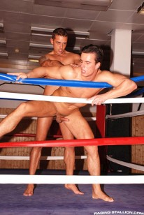 Kickboxer from Raging Stallion